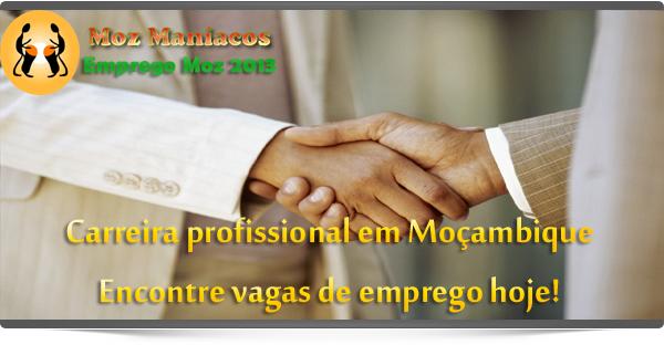 Emprego Moz 2013 - Vagas de Emprego em Moçambique