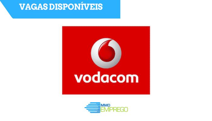 Recrutamento na Vodacom Moçambique