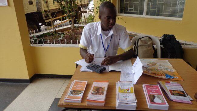 Vagas no Centro de Colaboração em Saúde