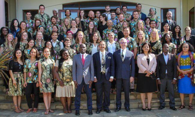 Oportunidades de emprego no Corpo da Paz em Moçambique